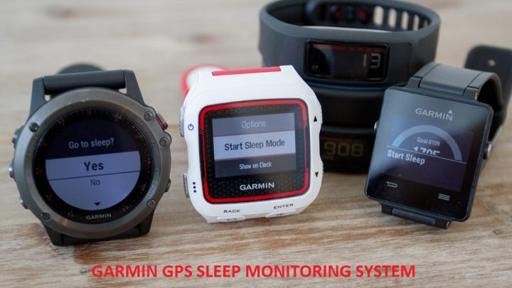 Garmin GPS Sleep Monitoring